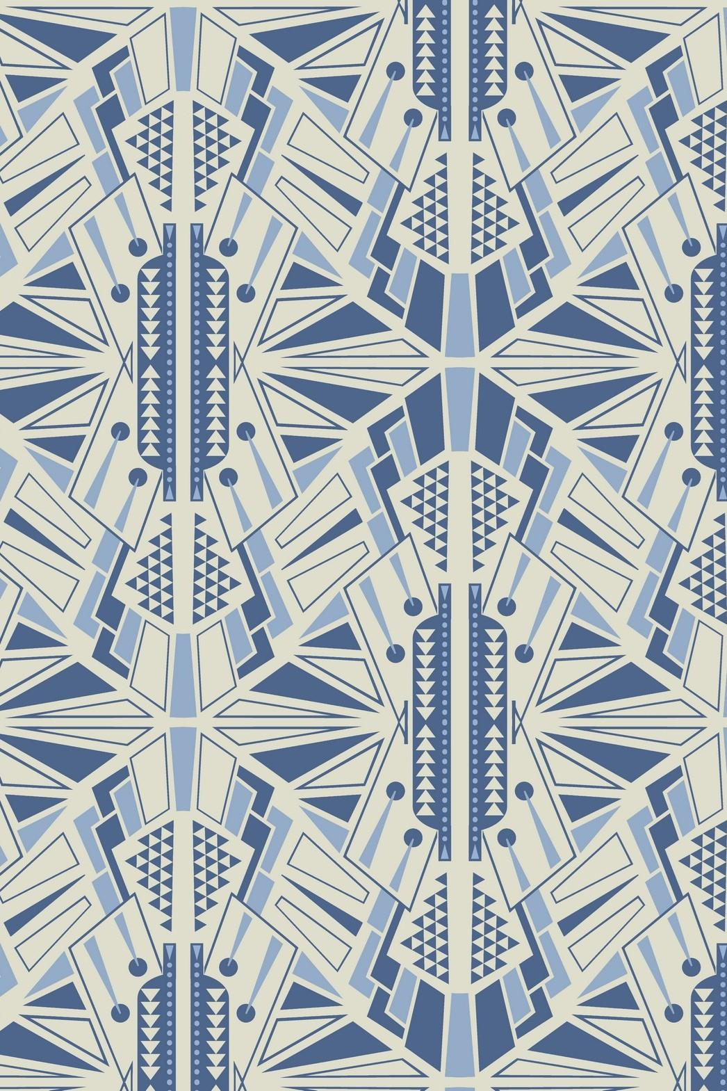 Fardis Deco Empire State Wallpaper 12093