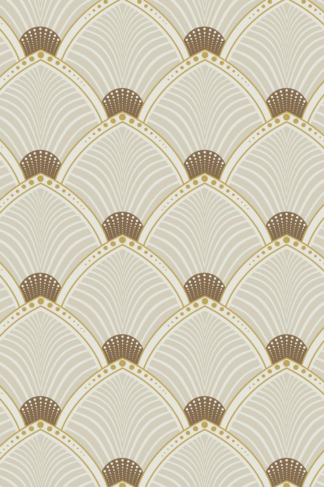 Fardis Deco Arches Wallpaper 12115