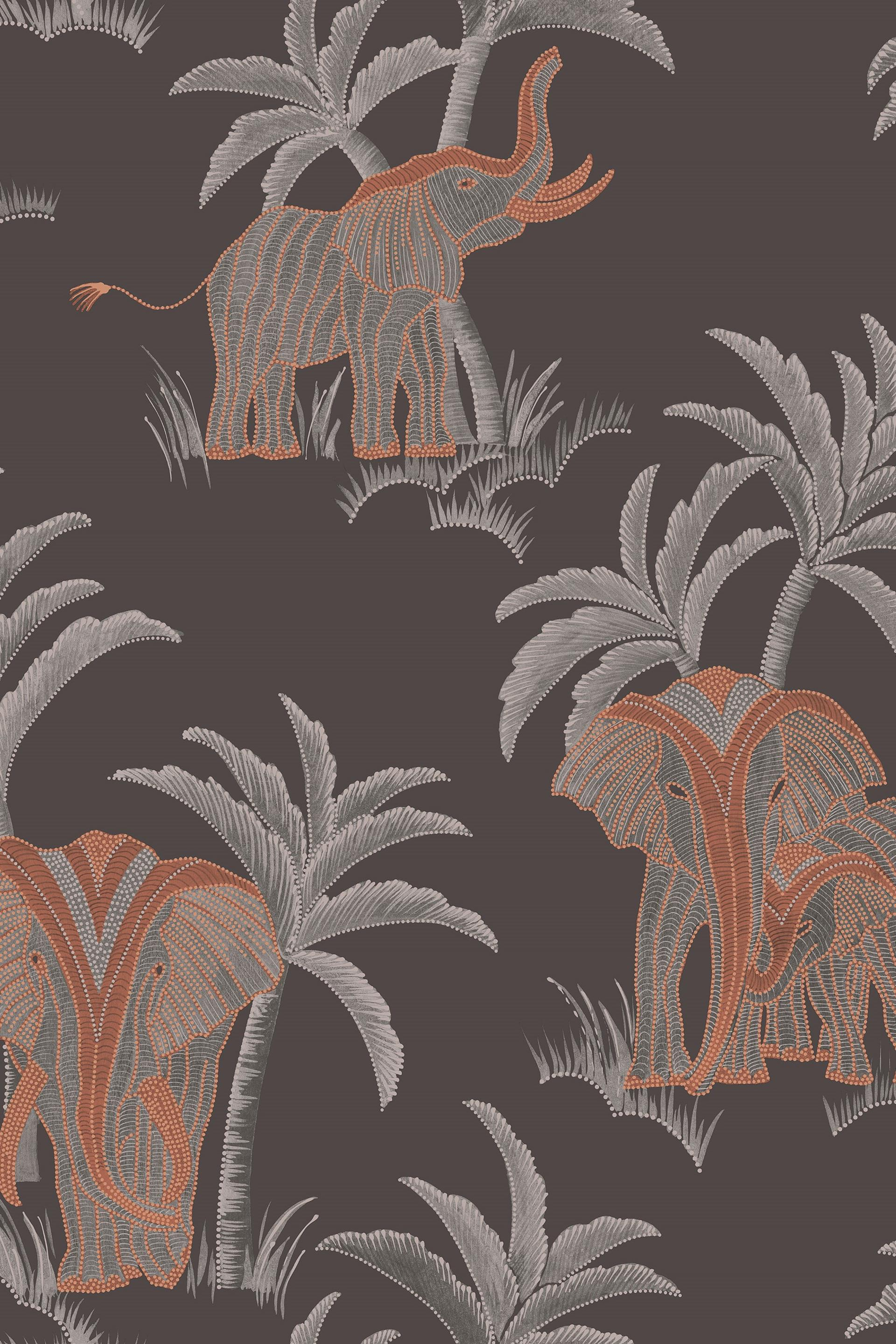 Hooked On Walls Exotique Tembo Wallcovering 17300