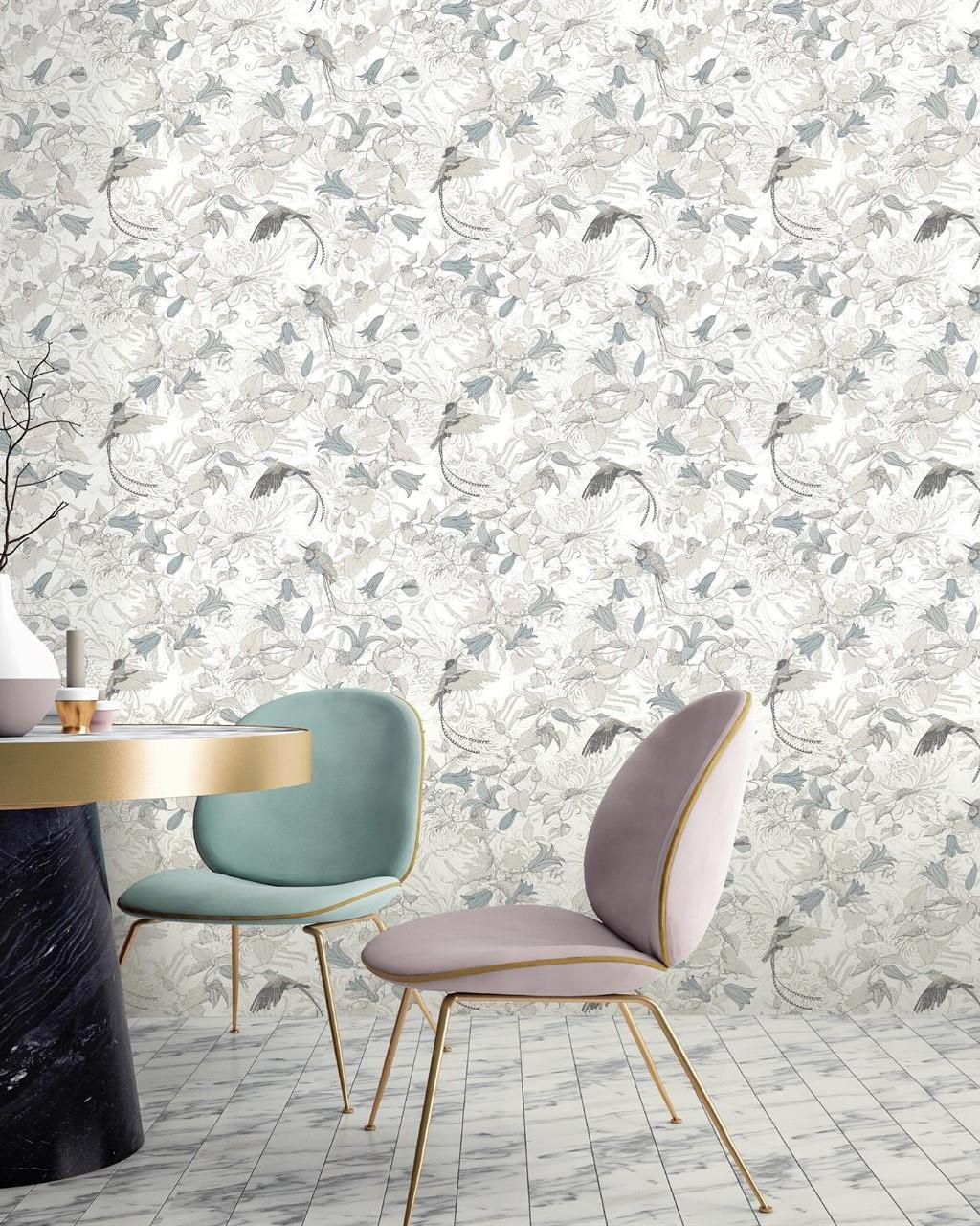 Fardis Paradise Lucia Wallcoverings