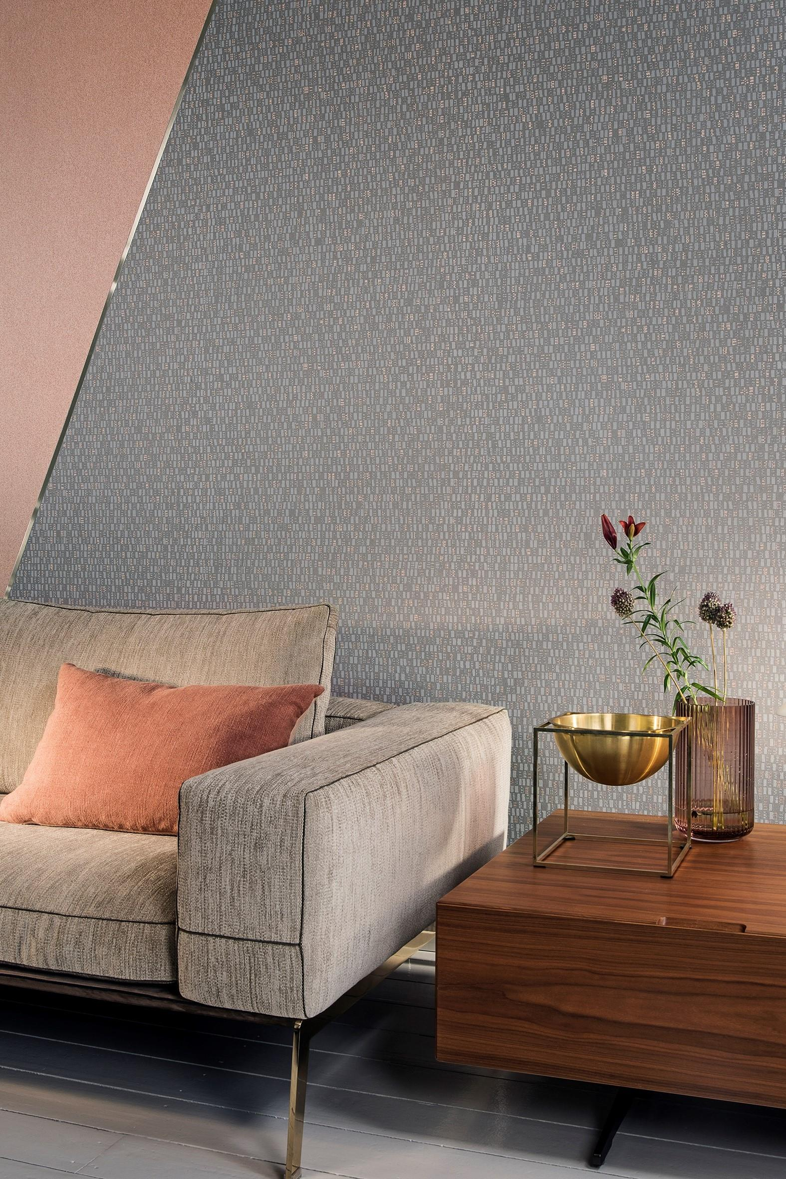 Hooked On Walls Classy Vibes Beat Wallcovering