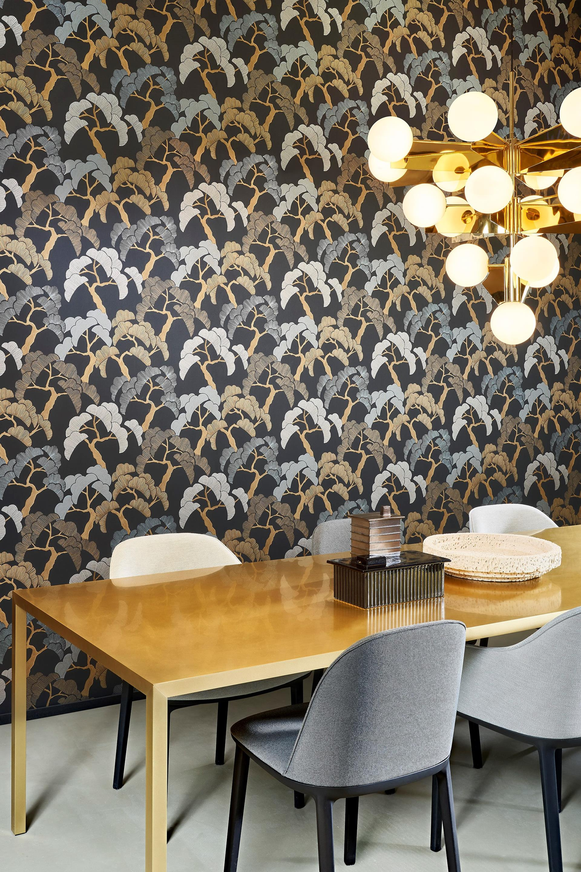 Hooked On Walls Exotique Carmona Wallcovering