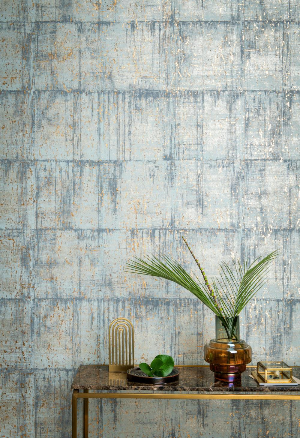 Omexco Khatam Chequers Wallcovering