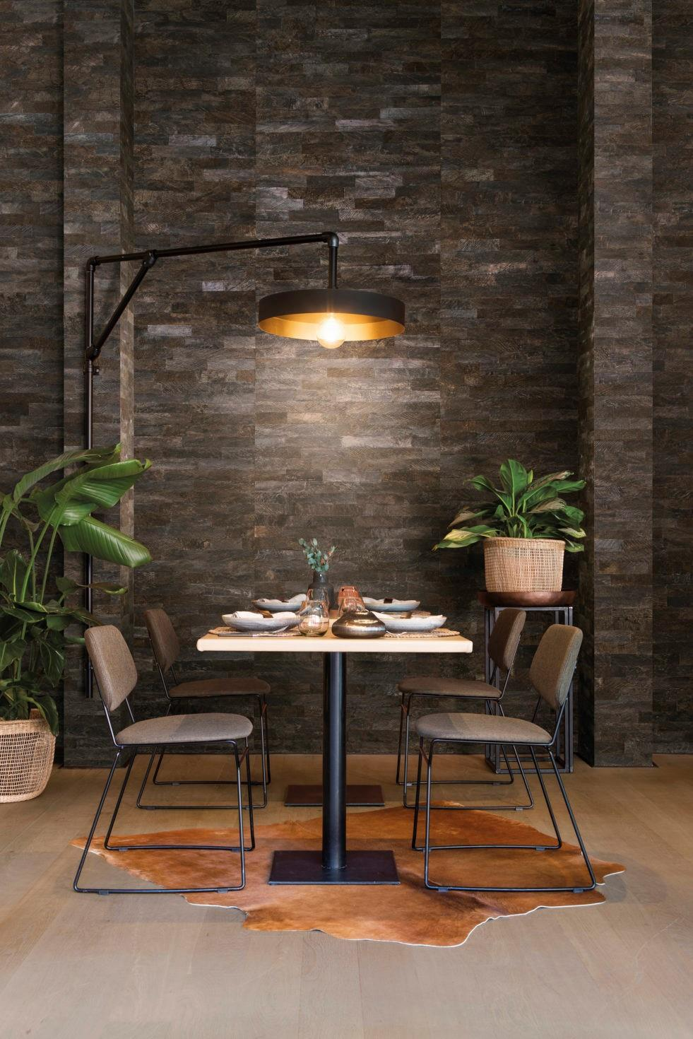 Omexco Sereya Coconut Bark Wallcovering