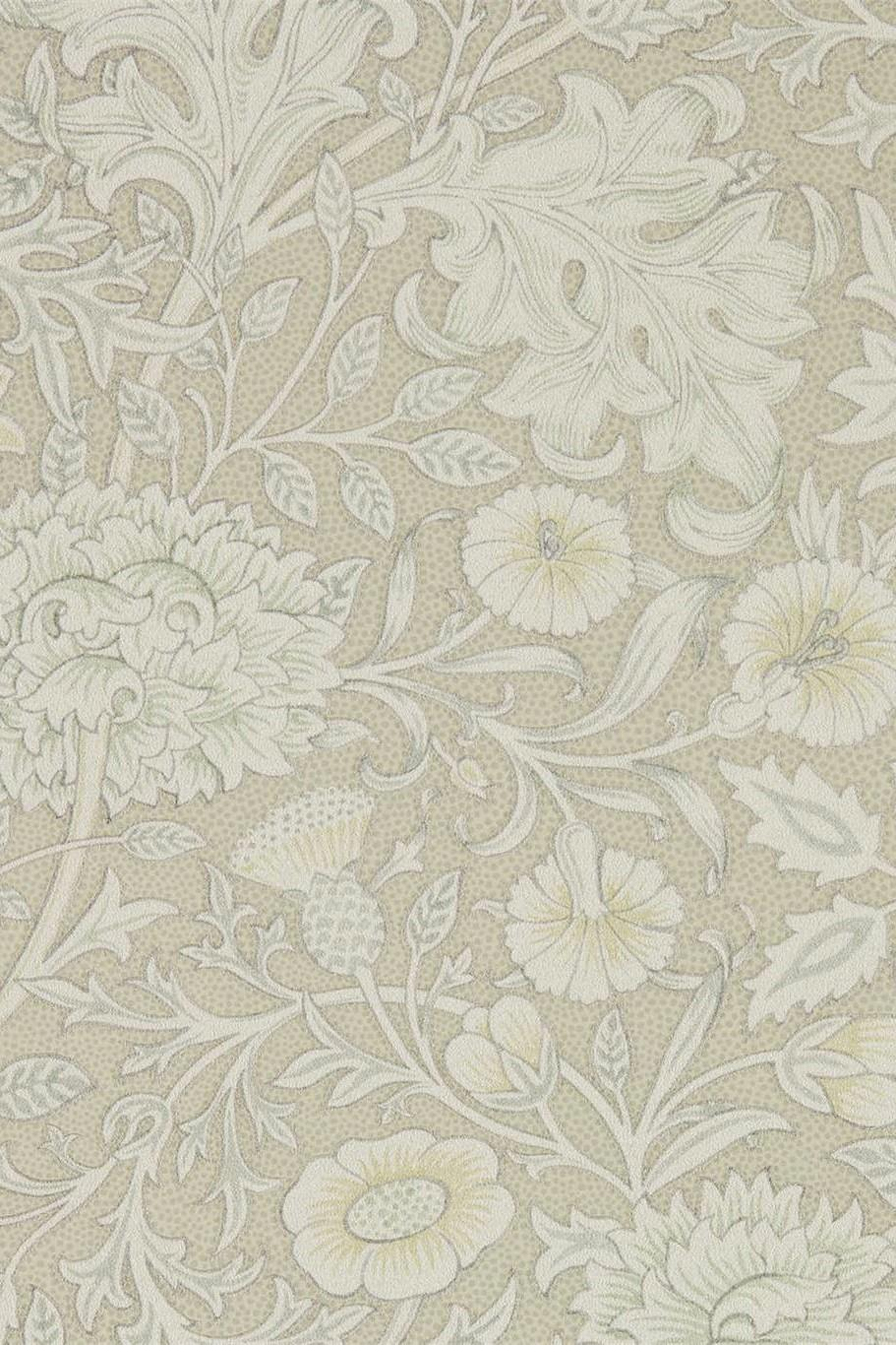 Morris & Co Melsetter Double Bough Wallpaper DMSW216684