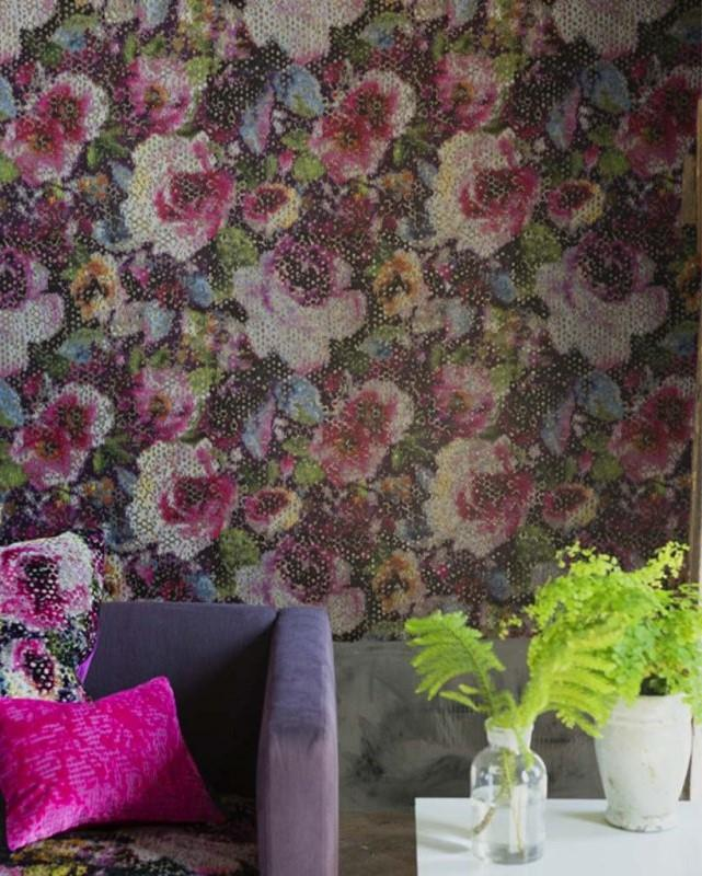 Designers Guild Sukumala Mattiazzo Wallpapers