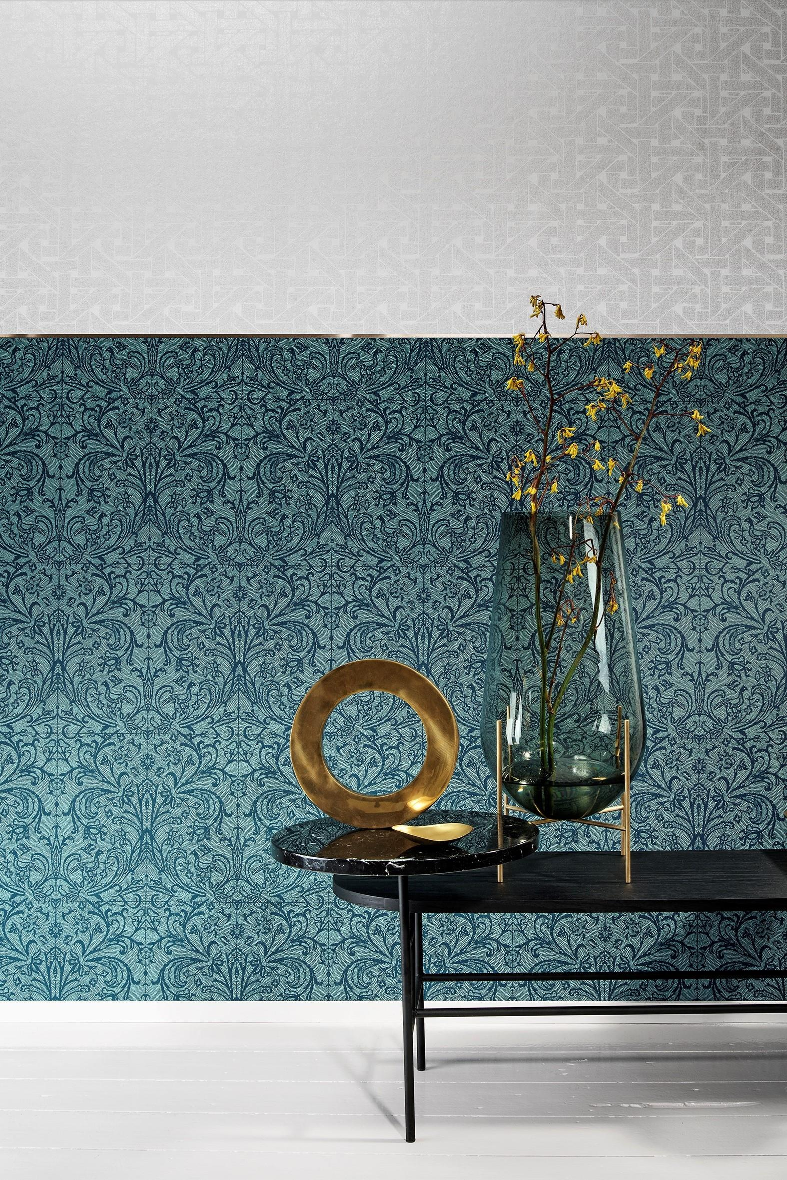 Hooked On Walls Classy Vibes Graceful Wallcovering