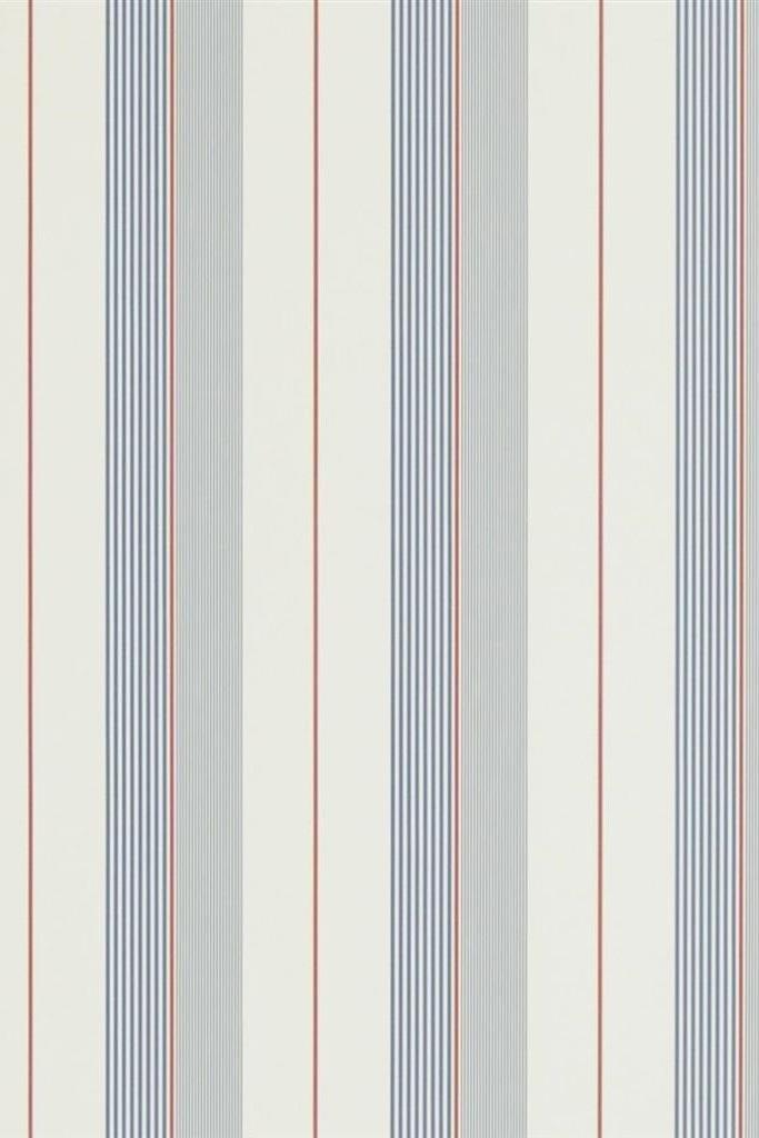 Ralph Lauren, Signature Stripe, Aiden Stripe Wallpaper PRL020-01