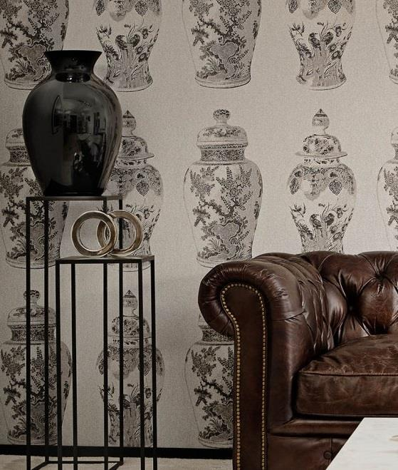 Arte Poterie Wallcoverings
