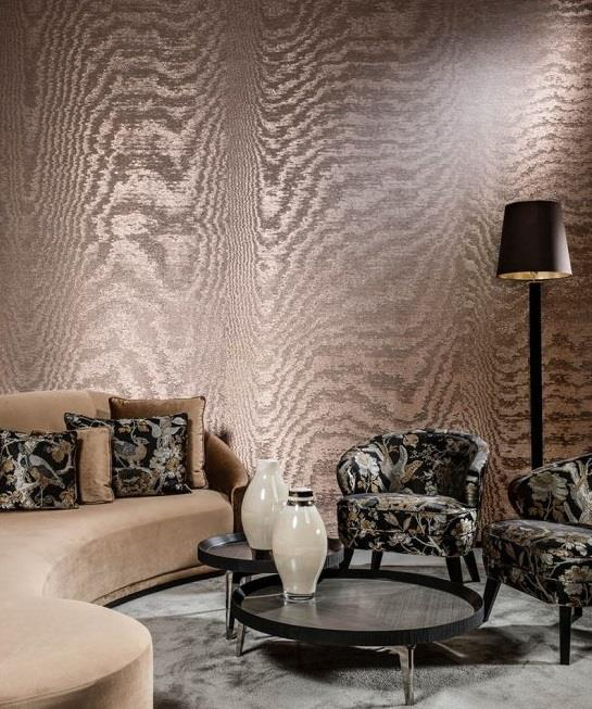 Arte Moire Wallcoverings