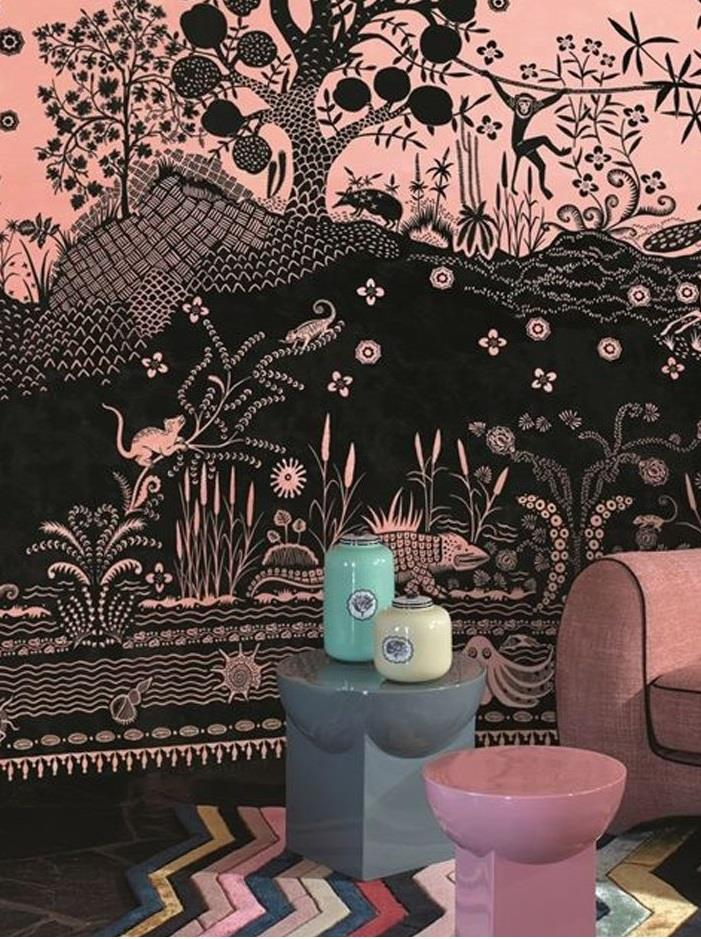Christian Lacroix Bois Paradis Wallpaper