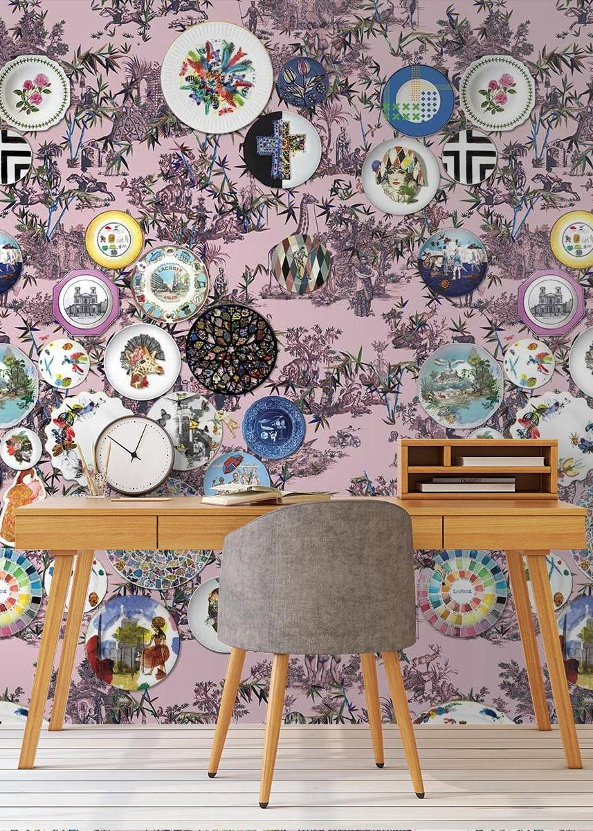 Christian Lacroix Folie Wallpaper